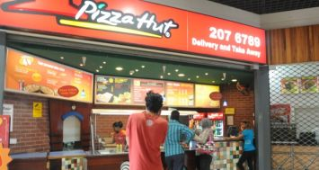 «Pizza Hut» a été placée sous l'administration du cabinet d'experts-comptables BDO.