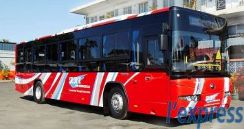 Rose Hill Transport fera l'acquisition de neuf autobus semi-low floor.