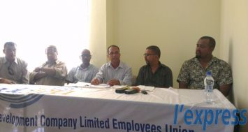 Les membres de la State Property Development Company Limited Employees Union espèrent que le Caudan Waterfront retrouvera son aspect d'antan.