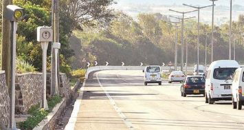 The government has temporarily switched off speed cameras while it reworks the traffic regime.
