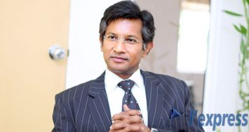Panna Jhugroo, vice-président du Mauritius Institute of Professional Acountants (MIPA) .