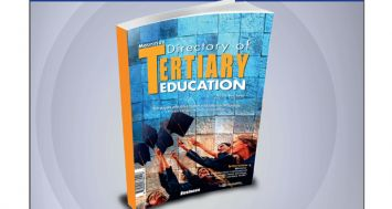 La deuxième édition de The Directory of Tertiary Education.