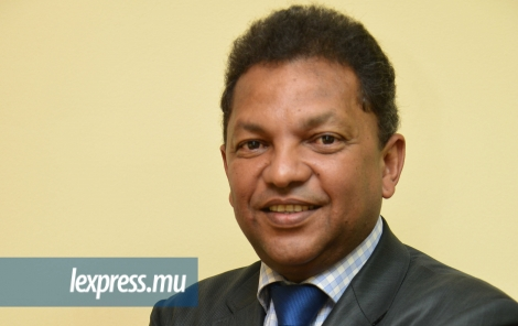 Robert Desvaux, Chairman de la Tourism Authority of Mauritius.