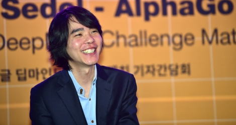 Le Sud-coréen Lee Sedol affrontera l'AlphaGo dans un match à $1 million.