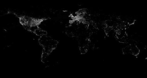 (Photo d'illustration) L'Earth Hour est observée depuis le 31 mars 2007.