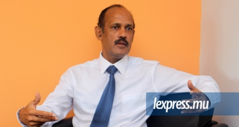 Pradeep Dursun, Chief Operating Officer de Business Mauritius.