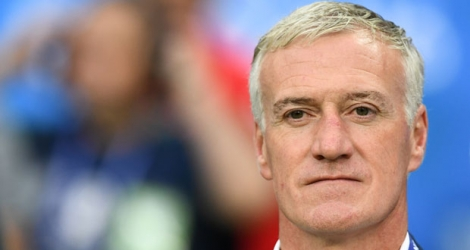 Deschamps soulagé par le but de Payet.