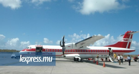 Air Mauritius demande Rs 1 000 par bagage de 15 kg additionnel sur le vol Rodrigues-Maurice.