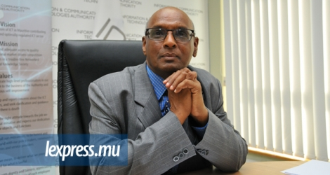 (Photo d'archives) Bhanoodutt Beeharee, le Chairman de l'ICTA, a été agressé au cutter, le jeudi 26 mai.