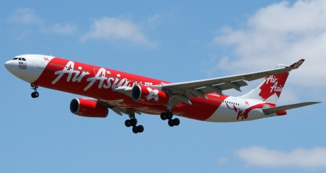 (Photo d'archives) À Maurice, Air Asia X a effectué son vol inaugural, vers la Malaisie, le 5 octobre.