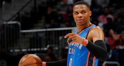Russell Westbrook a frôlé les 50 points contre Houston, mais Oklahoma City s'est incliné face à l'équipe en forme du moment, les Rockets de James Harden (118-116) jeudi.