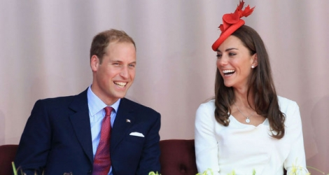 Le prince William et son épouse Kate se rendront à Paris les 17 et 18 mars.