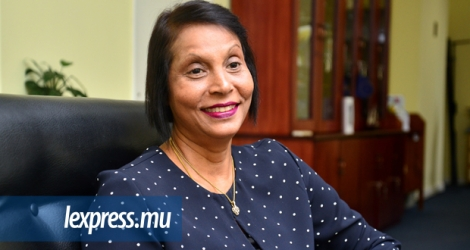 Prabha Chinien,  Registrar of Companies au Corporate and Business Registration Department.