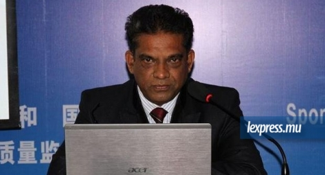 Amar Deep Seetohul, Acting Head de la Consumer Affairs Unit.