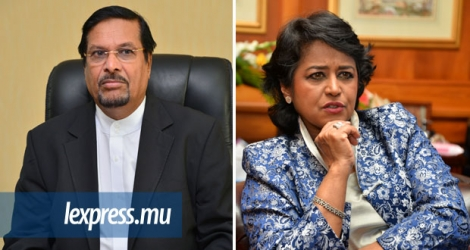 Showkutally Soodhun aurait déclaré, lors de la réunion du BP du MSM samedi, qu'Ameenah Gurib-Fakim, tourmentée par l'affaire Sobrinho, était sur le point de rendre son tablier.