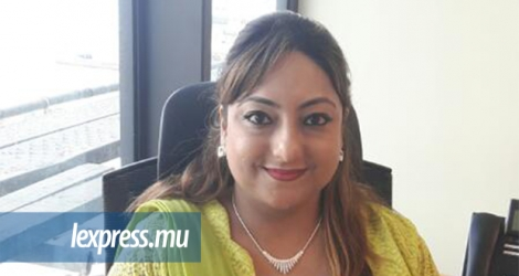 Nazeema Jaulim-Seelarbokus, présidente de la Women in Logistics and Transport (WiLaT) Mauritius, depuis un an.