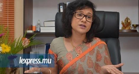 Vijaya Sumputh, l'ex-directrice du Trust Fund for Specialised Medical Care percevait un salaire de Rs 323 000.