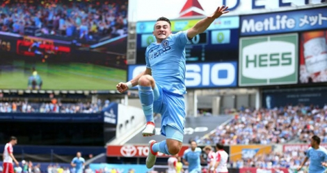 Jack Harrison a donné l'avantage à New York City à la 52e minute.