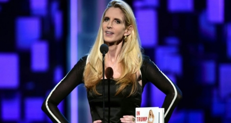 Ann Coulter, à Los Angeles, le 27 août 2016.