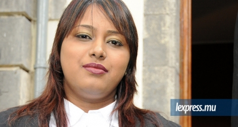 Youshreen Choomka, la directrice de l'Independent Broadcasting Authority.