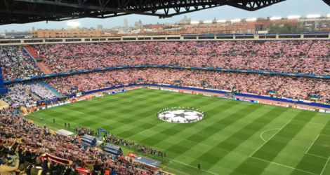L'Atletico Madrid a dit adieu à son vieux stade Vicente-Calderon contre l'Athletic Bilbao, dimanche lors de la 38e et dernière journée du Championnat d'Espagne.