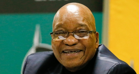 Jacob Zuma a survécu à la contestation au sein de son parti.
