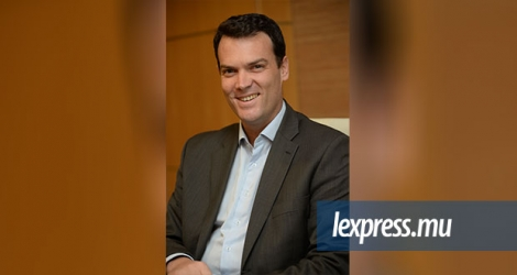 Bertrand Casteres, Chief Executive Officer du groupe Mauritius Union