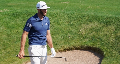Le N.1 mondial Dustin Johnson remet son titre en jeu lors de l'US Open.