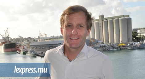 Patrice Robert, Chief Operating Officer (COO) d'IBL Seafood et président du Seafood Council de la Mauritius Export Association (MEXA).