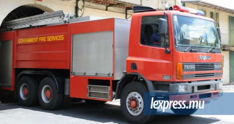 Le Mauritius Fire and Rescue Service au centre de la Private Notice Question du leader de l'opposition, mardi 11 juillet.
