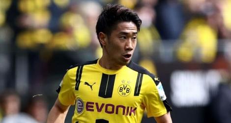 Shinji Kagawa, a prolongé son contrat avec le club allemand.