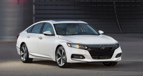 Honda Accord (2018). © Courtesy of Honda