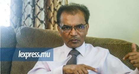 Interview of Milan Meetarbhan, barrister and author of ''Constitutional Law of Mauritius''