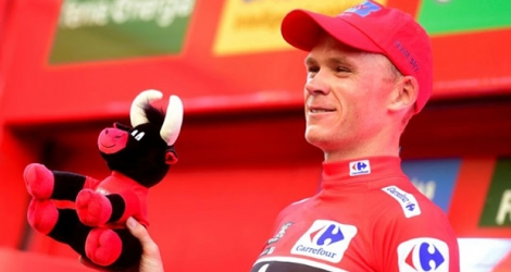 Chris Froome plus que jamais leader de