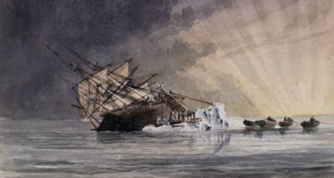 photo d'illustration HMS Erebus