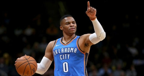 Russell Westbrook a réussi un