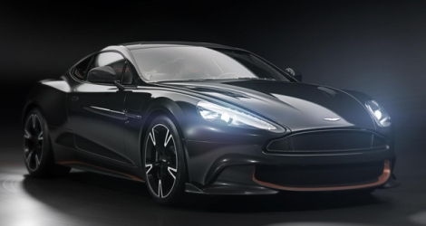 Aston Martin Vanquish S édition Ultimate. © Aston Martin Lagonda Ltd