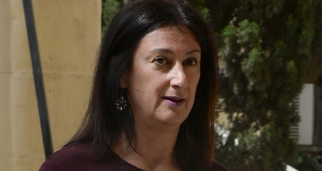 Daphne Caruana Galizia died in a car bomb on Monday 16 October.