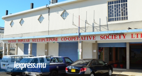 La Vacoas Popular Multipurpose Cooperative Society a évité la liquidation en 2016.