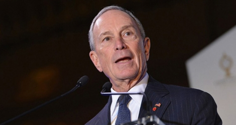 Michael Bloomberg lance une ONG anti-tabac.