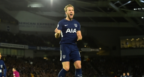 Harry Kane, son 26 but cette saison!
