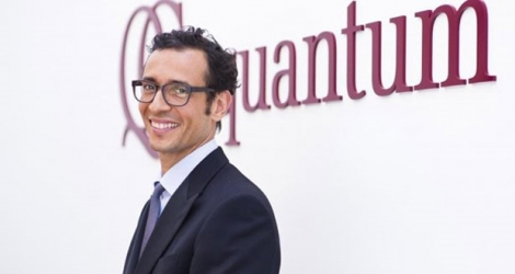 Jean Claude Bastos de Morais, fondateur et Chief Executive Officer de Quantum Global.
