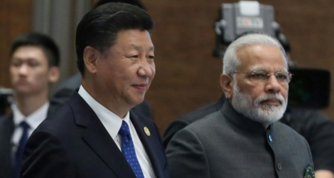 Xi and Modi are seeking to mend their relationship after a territorial dispute between China and India last year