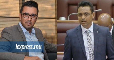 Selon Ravi Rutnah, Shakeel Mohamed aurait tenu des propos qui remettent en question l'impartialité de la Speaker.