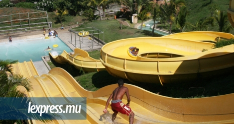 Le Waterpark sera pourvu de nouvelles attractions.