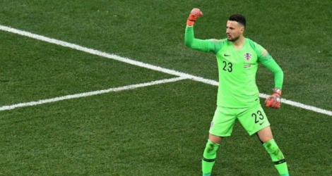 Le gardien de but de la Croatie Danijel Subasic, vice-champion du monde, a annoncé mercredi sa retraite internationale, à l'âge de 33 ans.