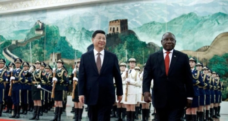 President Xi Jinping and leaders from across the continent will hold the two-day Forum on China-Africa Cooperation (FOCAC).