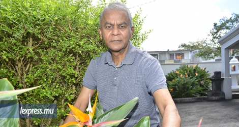 Ramesh Basant Roi,G.C.S.K., former Governor of the Bank of Mauritius.