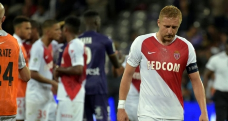 L'AS Monaco reste sur un match nul face à Toulouse, le 15 septembre 2018 au Stadium.