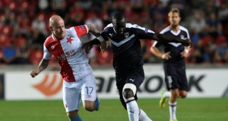 Bordeaux s'est incliné 1-0 face au Slavia Prague jeudi 20 septembre en Ligue Europa.